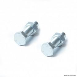 Vis de fixation Chape ou Rotule 16x45