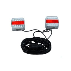 Feu arrière magnétique LED 7.5 m