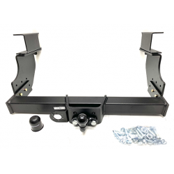 Attelage Iveco Daily Fourgon et châssis cabine (2006-2013) STANDARD