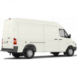 MERCEDES SPRINTER FOURGON MINIBUS AVEC MARCHEPIED
