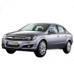 OPEL ASTRA H COFFRE